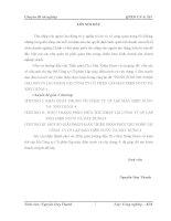 luận văn quản trị doanh nghiệp PHÂN PHỐI THU NHẬP CHO NGƯỜI LAO ĐỘNG TẠI CÔNG TY CỔ PHẦN LẮP MÁY ĐIỆN NƯỚC VÀ XÂY DỰNG 4