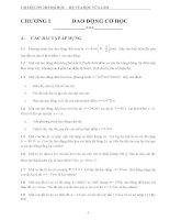 Luyện thi đại học theo chủ đề-Vật lý 12