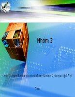 Công ty chứng khoán và các mã chứng khoán ở 2 sàn giao dịch Việt Nam