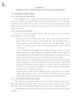 Khóa luận tốt nghiệp Hoàn thiện phân tích tài chính tại công ty cổ phần thương mại dịch vụ Thành Đạt