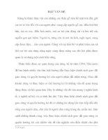 PHÂN TÍCH ĐÁNH GIÁ THỰC TRẠNG VÀ ĐỀ XUẤT MỘT SỐ GIẢI PHÁP THỰC HIỆN ĐỐI VỚI CÔNG TÁC GIAO ĐẤT, GIAO RỪNG VÀ CHO THUÊ RỪNG TRONG THỜI GIAN TỚI