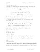 Tóm tắt công thức giải nhanh hóa học
