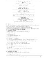 Giáo án VNEN lớp 3 Tuần 2