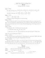 30 đề thi HSG toán lớp 7