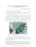 báo cáo khoa học nông nghiệp Đồng bằng sông Cửu Long đối mặt với biến đổi khí hậu - Mấy vấn đề cần quan tâm.PDF