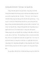 """Em hãy phân tích bài thơ """"Ánh trăng"""" của Nguyễn Duy"""