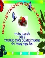 T57-Định lí Viet và ung dung (đa chinh sua)