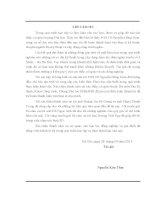 Luận văn thạc sĩ : Phân tích các rủi ro địa kỹ thuật khi xây dựng đường tàu điện ngầm Hà Nội tuyến số 3 - Đoạn khách sạn Dawoo đến ga Hà Nội và kiến nghị một số giải pháp phòng tránh