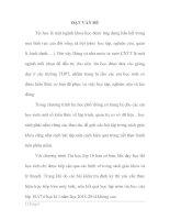 TÌM HIỂU THỰC TRẠNG VÀ ĐỀ XUẤT GIẢI PHÁP NÂNG CAO CHẤT LƯỢNG GIẢNG DẠY TIN HỌC 10 NHẰM TẠO HỨNG THÚ HỌC CHO HỌC SINH