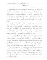 Đồ án tốt nghiệp - Phân loại văn bản tiếng Việt với giải thuật K-NN