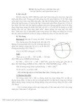 SKKN HD HS khai thác bài toán hình lớp 9