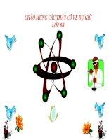 Giáo án bồi dưỡng thao giảng hoá học 8 Bài Công thức hoá học (12)