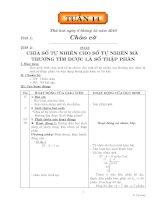GIÁO ÁN CÁC MÔN LỚP 5 TUẦN 14