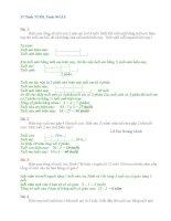 Tuyển tập các bài toán tính tuổi bồi dưỡng học sinh lớp 5