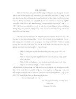 báo cáo thực tập - học viện Tài chính Công ty CP GSC Việt Nam