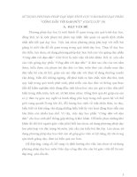 """SỬ DỤNG PHƯƠNG PHÁP DẠY HỌC TÍCH CỰC VÀO GIẢNG DẠY PHẦN  """"CÔNG DÂN VỚI ĐẠO ĐỨC"""" (GDCD LỚP 10)"""