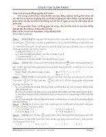 10 câu hỏi giảm phân Sinh học 12