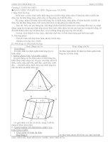 Giáo án Hình học 12 ( Chương trình  Chuẩn)