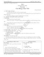 Giáo án Ngữ Văn 6 học kỳ 1 (hay)