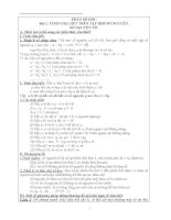 Chuyên đề ôn thi học sinh giỏi Toán 9 - Thi vào lớp chuyên chọn
