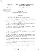 NĐ 22/2011/NĐ-CP NGÀY 04/4/2011 QUY ĐỊNH MỨC LƯƠNG TỐI THIỂU CHUNG LÊN 830.000 ĐỒNG/THÁNG