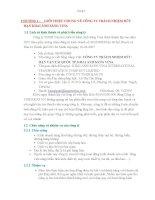 Quy trình nghiệp vụ giao nhận hàng hóa nhập khẩu FCL đường biển tại Việt Nam