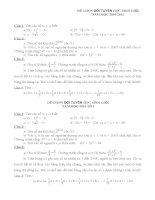 đề thi học sinh giỏi toán 7- có đáp án