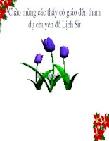 TIET 31. CHIEN TRANH THE GIOI THU II