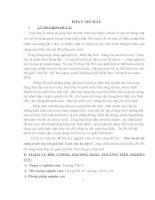 SKKN Rèn luyện kỹ năng trình bày lời giải bài Toán cho hs lớp 6