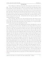 BÀI TIỂU LUẬN-CỞ SỞ LÝ LUẬN CỦA GIÁ TRỊ THẶNG DƯ VÀ CÁC PHƯƠNG PHÁP SẢN XUẤT GIÁ TRỊ THẶNG DƯ
