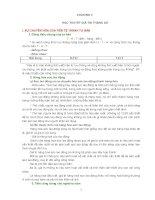 BÀI BÁO CÁO-CHƯƠNG V HỌC THUYẾT GIÁ TRỊ THẶNG DƯ-KINH TẾ CHÍNH TRỊ