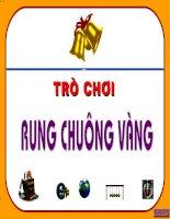 Tro Choi Rung Chuong Vang Vs Duoi Hinh Bat Chu
