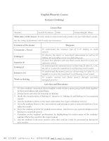 BÀI BÁO CÁO - CÁCH ĐÁNH VẦN-English Phonetic Course