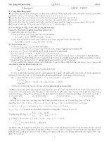 phân dạng và bài tập phần este