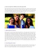 4 cách tự luyện thi TOEIC tại nhà hiệu quả nhất