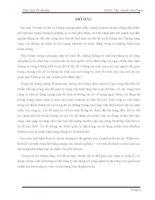 ĐỒ ÁN TỐT NGHIỆP- KHẢO SÁT THIẾT KẾ VÀ TRIỂN KHAI  HỆ THỐNG MẠNG CHO DOANH NGHIỆP