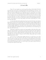 BÁO CÁO THỰC TẬP-CHUYÊN ĐỀ ĐO LƯỜNG MỨC ĐỘ HÀI LÒNG CỦA NHÂN VIÊN