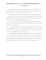 BÀI BÁO CÁO THỰC TẬP-GIỚI THIỆU CHUNG VỀ NHÀ MÁY CHẾ BIẾN CONDENSATE- CPP