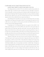 BÀI BÁO CÁO THỰC TẬP-LỊCH SỬ PHÁT TRIỂN CỦA QUẢN TRỊ CHUỖI CUNG ỨNG