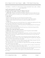 BÀI BÁO CÁO THỰC TẬP-CƠ SỞ LÝ LUẬN VỀ KẾ TOÁN NGUYÊN VẬT LIỆU , CÔNG CỤ DỤNG CỤ