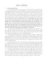 """""""LỰA CHỌN, xây DỰNG hệ THỐNG câu hỏi và bài tập về pư OXH   KHỬ (PHẦN vô cơ   BAN KHTN) PHÁT HUY NĂNG lực NHẬN THỨC và tư DUY CHO học SINH ở TRƯỜNG TRUNG học PHỔ THÔNG"""