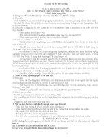hướng dẫn học và ôn thi môn Địa Lý 12