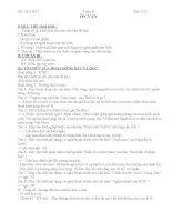 ôn tập văn 8 hk2(Tuần 31)