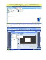 Cách làm chữ trên Phần mềm Easy GIF Animator 5.10+Crack