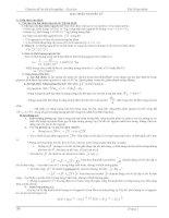 Chuyên đề ôn thi TN-ĐH vật lý hạt nhân