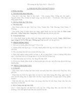 Đề cương ôn tập Ngữ văn 9 – Học kì II