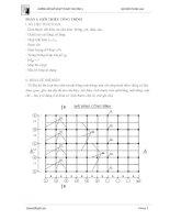 Tài liệu hướng dẫn đồ án kỹ thuật thi công 1