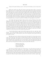 bài văn hay viết về đại tướng VÕ NGUYÊN GIÁP