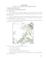 Sử dụng và chỉnh lý bản đồ địa chính_Tài liệu ôn thi công chức ngành địa chính cấp xã