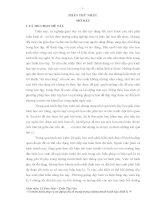 SKKN VẼ THÊM ĐƯỜNG PHỤ VÀ SỬ DỤNG YẾU TỐ TRUNG GIAN TRONG CHỨNG MINH HÌNH HỌC